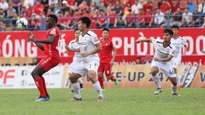 Lịch trực tiếp vòng loại Cup quốc gia. Trực tiếp Nam Định vs HAGL