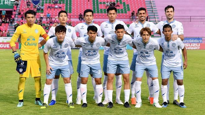 Xuân Trường lại ra sân khi Buriram đấu bù tại Thai League?