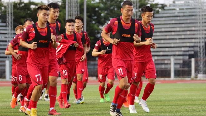 Tin tức Việt Nam vs Thái Lan ngày 31/8: HLV Park Hang Seo chốt danh sách