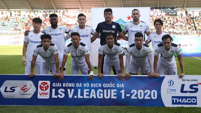 Cập nhật trực tiếp bóng đá V-League: Thanh Hóa vs HAGL, Viettel vs Đà Nẵng