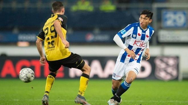 CHÍNH THỨC: Văn Hậu rời Heerenveen về Hà Nội FC đá V-League