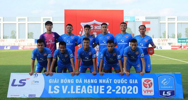 bóng đá Việt Nam, tin tức bóng đá, HLV Hứa Hiền Vinh, Phố Hiến, HLV bóp cổ cầu thủ, phạt HLV bóp cổ cầu thủ, giải hạng nhất, V League, Ban kỷ luật VFF