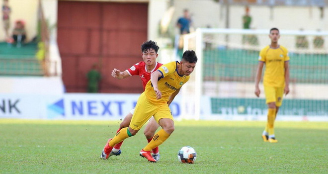 Truc tiep bong da, BĐTV, VTV6, VTV5, SLNA vs Nam Định, Hải Phòng vs Quảng Nam, bóng đá Việt Nam, trực tiếp V-League 2020, trực tiếp cuộc đua trụ hạng V-League 2020