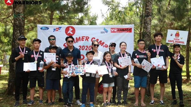Saigon Kid Warriors Camp 2020: Hành trình tôi luyện bản lĩnh của các chiến binh