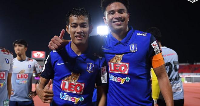 bóng đá Việt Nam, tin tức bóng đá, HAGL, bầu Đức, Kiatisuk, Dusit, V League, Thai League, kết quả bóng đá, lịch thi đấu bóng đá hôm nay, kết quả bóng đá