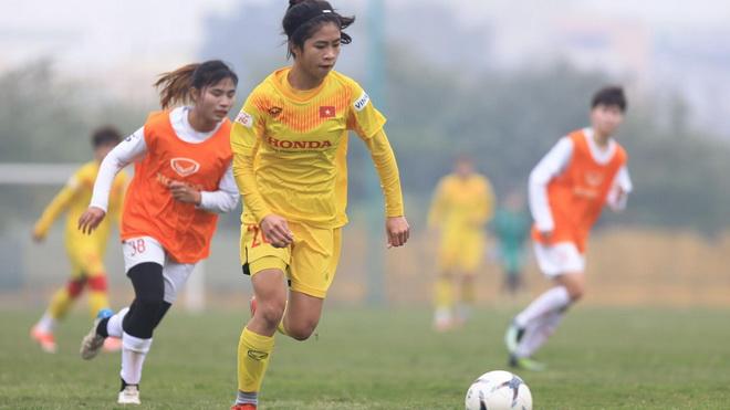 bóng đá Việt Nam, tin tức bóng đá, bong da, tin bong da, HLV Mai Đức Chung, tuyển nữ Việt Nam, đội tuyển nữ Việt Nam, nữ Việt Nam 4-0 Hà Nội