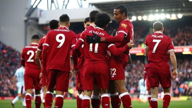 ĐIỂM NHẤN Liverpool 4-1 West Ham: Salah lập 2 kỷ lục, The Kop phả hơi nóng vào gáy M.U