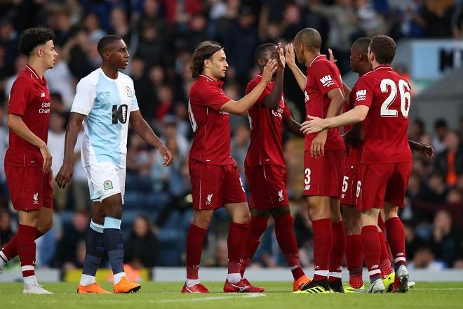 Video clip Highlights bàn thắng Liverpool 1-3 Dortmund, Kết quả ICC Cup 2018, lịch thi đấu ICC Cup 2018, Pulisic, trực tiếp bóng đá, Liverpool, Dortmund