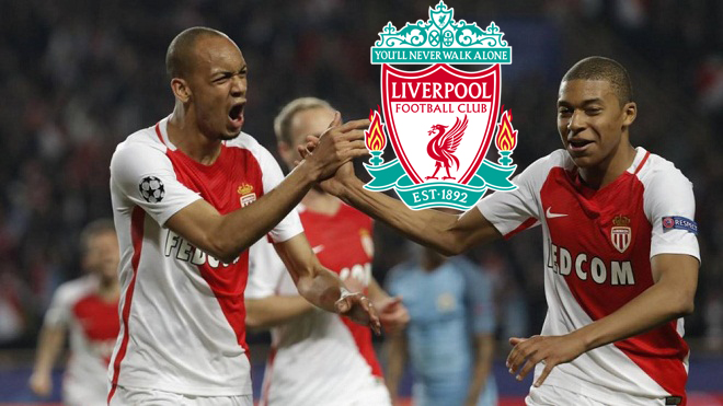 Tân binh Fabinho sẽ đưa Mbappe gia nhập Liverpool?