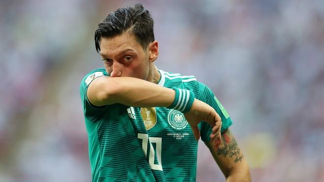 CẬP NHẬT sáng 23/7: M.U hòa bạc nhược, Liverpool thua ngược Dortmund, Oezil từ giã tuyển Đức