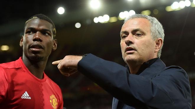 Mourinho: 'Tôi chưa bao giờ hài lòng về Pogba đến thế'