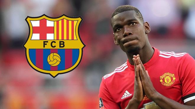 Đáng lo cho M.U: Pogba vẫn muốn sang Barca ngay cả khi đã làm lành với Mourinho