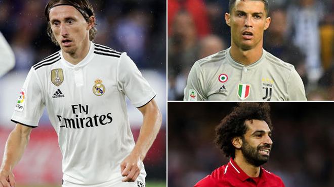 30 ứng viên Quả bóng Vàng 2018: Ronaldo cạnh tranh với Messi, Mbappe…