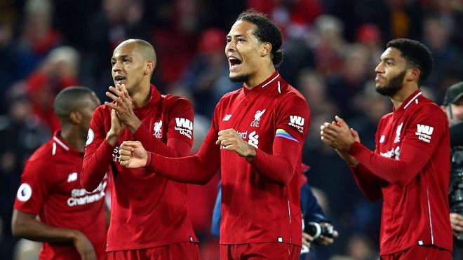 Liverpool cần điều kiện gì để vào vòng 1/8 Champions League?