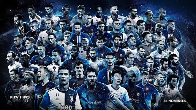 Bong da, bóng đá, lich thi dau bong da hom nay, lịch thi đấu bóng đá hôm nay, lịch bóng đá hôm nay, Ronaldo lập kỷ lục, FIFPro, đội hình tiêu biểu FIFPro, Ronaldo, FIFA