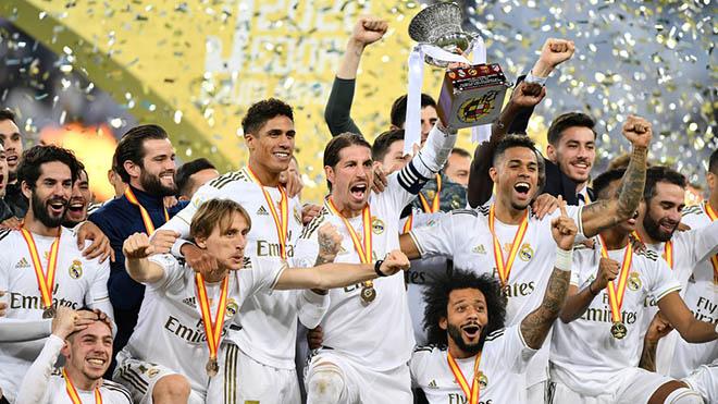 Real Madrid 0-0 Atletico Madrid (pen 4-1): Real giành Siêu cúp TBN sau loạt 11m cân não