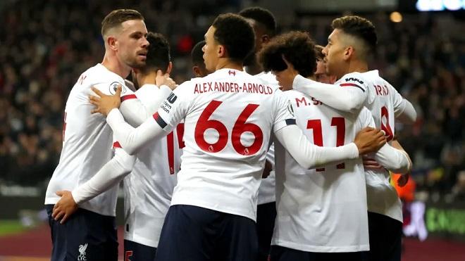 Kết quả bóng đá Liverpool 4-0 Southampton: Salah lập cú đúp, Liverpool tiến thêm một bước tới ngôi vương