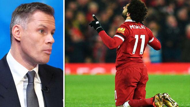 Carragher: 'Mohamed Salah đang bị CĐV Liverpool đánh giá thấp'