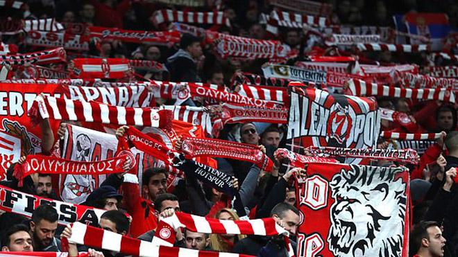 Bóng đá Hy Lạp chấn động dàn xếp tỷ số, Olympiakos sẽ bị phạt xuống hạng
