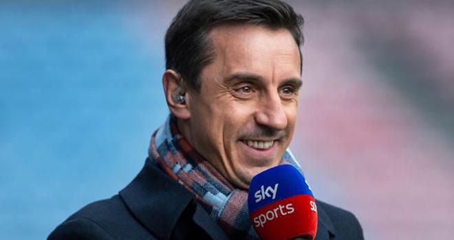 MU, Tin bóng đá MU, Tin tuc Bong da, MU đủ sức tranh ngôi vô địch, Gary Neville, bong da, bóng đá, tin tức MU, Ngoại hạng Anh, Liverpool, Man City, cuộc đua vô địch, M.U