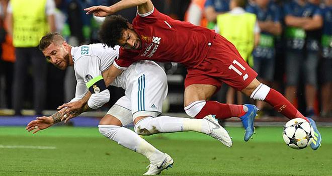 Bong da, Tin tức bóng đá, Chiellini ca ngợi pha kéo tay của Ramos với Salah, C1, bóng đá, tin tuc bong da, chung kết C1, Real Madrid vs Liverpool, Sergio Ramos, Salah
