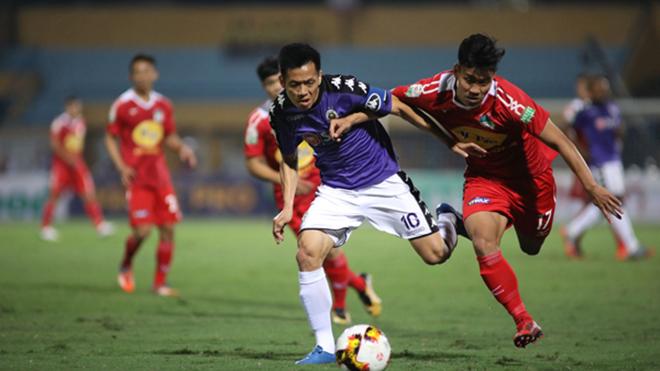 TRỰC TIẾP BÓNG ĐÁ: Hà Nội vs HAGL. Bóng đá TV trực tiếp V-League 2020