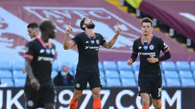 Ket qua bong da, Aston Villa 1-2 Chelsea, Clip bàn thắng Aston Villa 1-2 Chelsea, kết quả bóng đá Anh hôm nay, ket qua bong da Ngoai hang Anh vòng 30, BXH bóng đá Anh