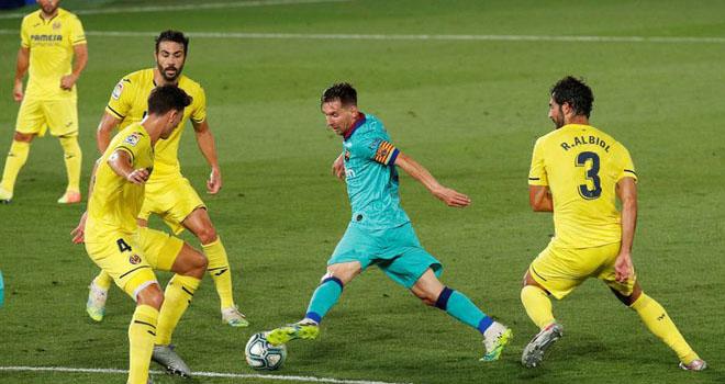 Bong da, bong da hom nay, ket qua bong da Anh, ket qua bong da Tay Ban Nha, ket qua bong da y, Villarreal 1-4 Barcelona, Southampton 0-1 Man City, bảng xếp hạng bóng đá
