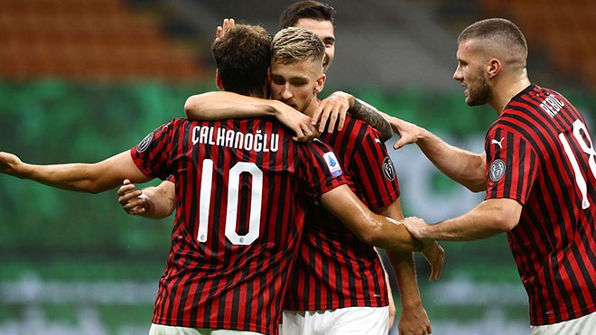 Bóng đá hôm nay 25/7: Solskjaer thừa nhận MU kém xa Liverpool và Man City. Milan chia điểm với Atalanta