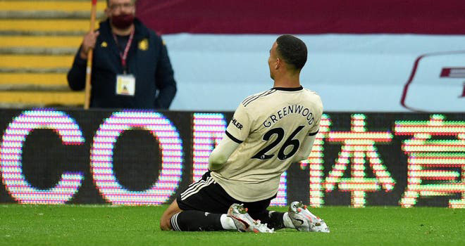 MU, Aston Villa 0-3 MU, Pogba khen Greenwood, Bảng xếp hạng bóng đá Anh, kết quả bóng đá Anh, kết quả MU, Manchester United, BXH ngoại hạng Anh, lịch thi đấu bóng đá Anh