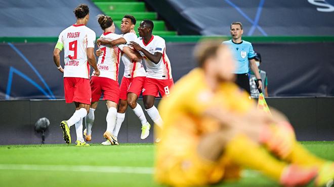 Bóng đá hôm nay 14/8: Leipzig loại Atletico khỏi C1. MU gặp áp lực lớn vụ Sancho