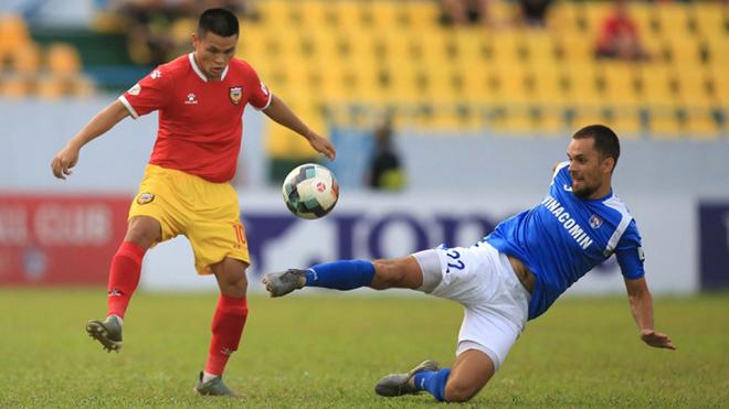 Trực tiếp bóng đá. Hà Tĩnh vs Quảng Ninh. Trực tiếp V-League 2020