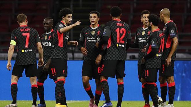 Ajax 0-1 Liverpool: The Kop được biếu không chiến thắng