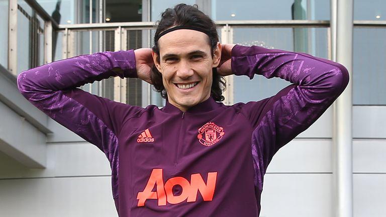 MU: Cứ đá chính hoặc ra mắt đội bóng mới, Cavani sẽ ghi bàn