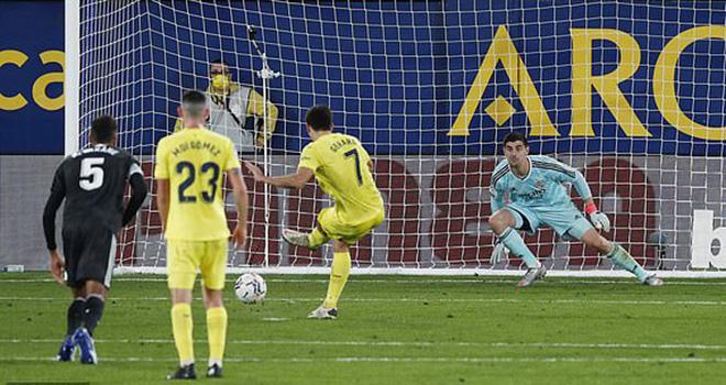 Villarreal 1–1 Real Madrid, Kết quả bóng đá, Kết quả bóng đá Tây Ban Nha vòng 10, ket qua bong da, video clip bàn thắng trận Villarreal đấu với Real Madrid, kết quả Real