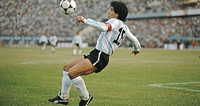 Maradona, Diego Maradona, Maradona qua đời, Top 5 bàn thắng đẹp nhất của Maradona, Maradona lập siêu phẩm. World Cup 1986, Mexico 86, Anh vs Argentina, Argentina vs Anh