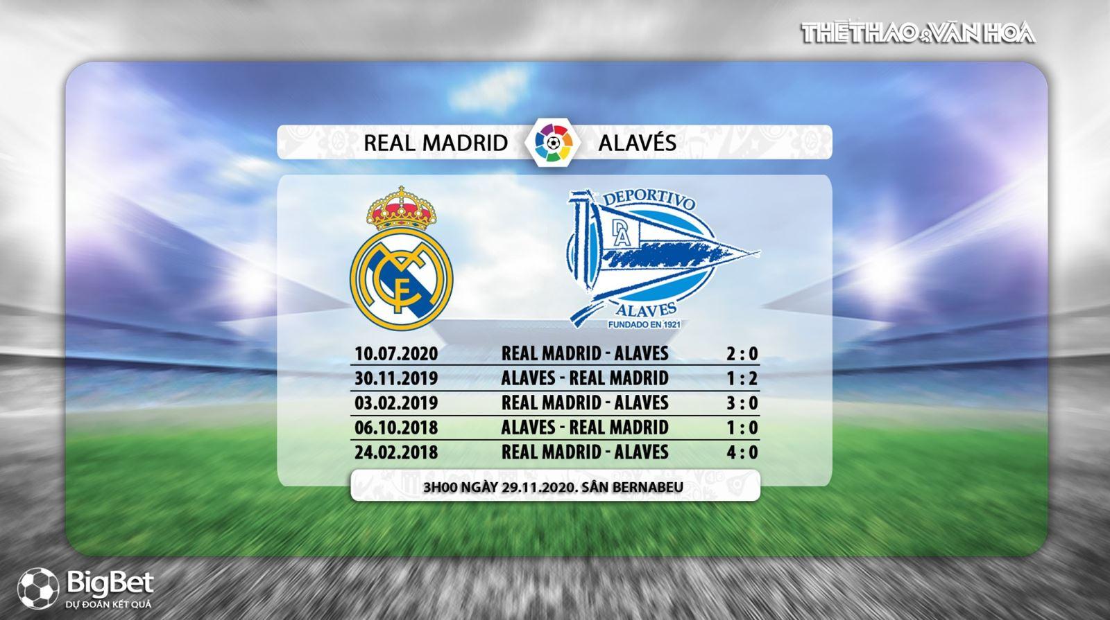Keo nha cai, Kèo nhà cái, Real Madrid vs Alaves, Vòng 11 La Liga, BĐTV trực tiếp, trực tiếp bóng đá Tây Ban Nha, xem trực tiếp Alaves đấu với Real Madrid, kèo Real Madrid