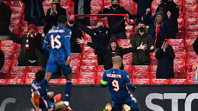 Bóng đá hôm nay 4/12: Arsenal giải tỏa áp lực. Woodward trình kế hoạch chuyển nhượng MU