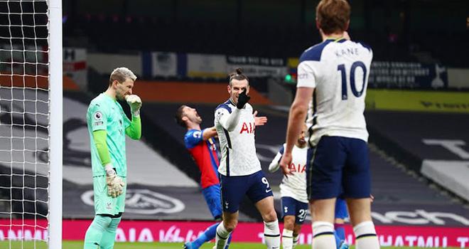 Tottenham 4-1 Crystal Palace, Kết quả bóng đá Anh, Bảng xếp hạng Ngoại hạng Anh, bảng xếp hạng bóng đá Anh, Harry Kane, Gareth Bale, tin bong da, ket qua bong da Anh