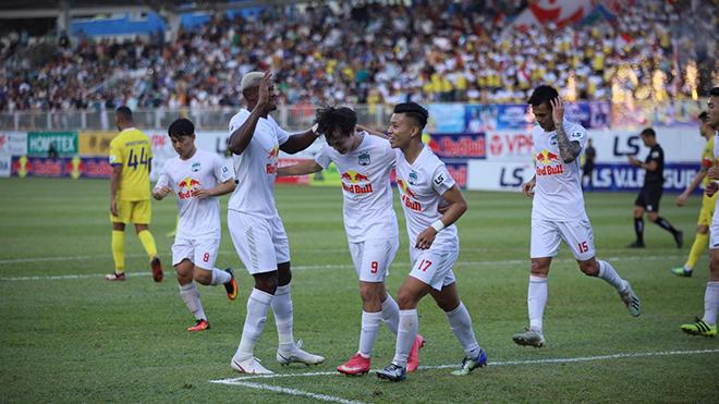 Trực tiếp bóng đá Việt Nam: HAGL vs Hà Nội FC (17h00 hôm nay)