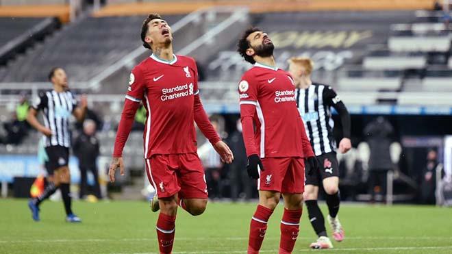 K+, K+PM. Trực tiếp bóng đá Anh: Liverpool vs Newcasle (18h30 hôm nay)