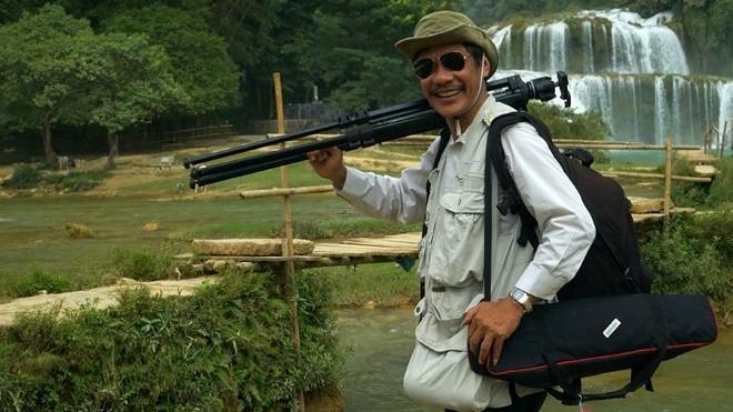 Nhiếp ảnh gia Thái Phiên phát hành 'Miền cổ tích': Tôi mơ cái đẹp trong ảnh khỏa thân được đón nhận