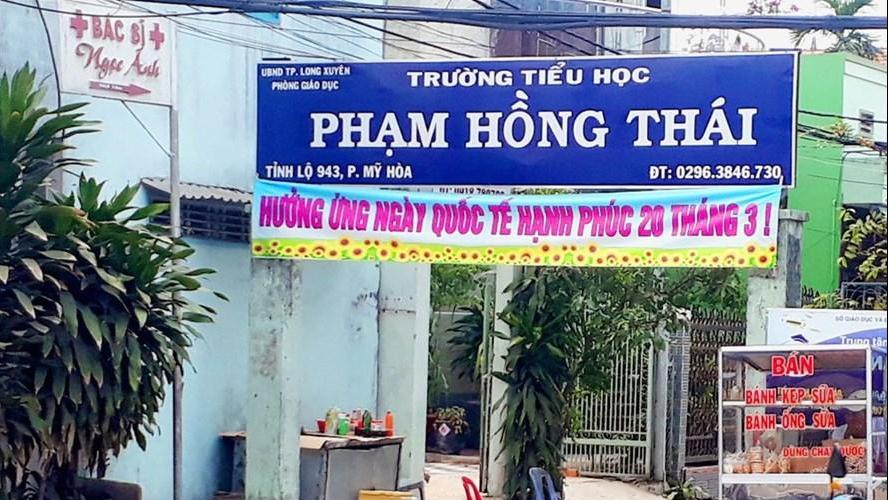 Phụ huynh tát cô giáo ở An Giang bị phạt hành chính 2,5 triệu đồng