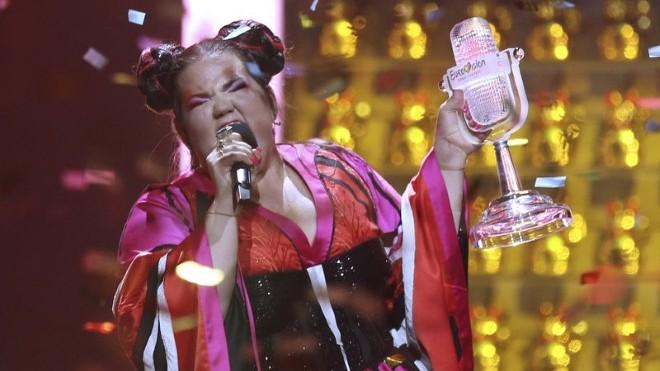 Eurovision 2018 trở lại bóng bẩy