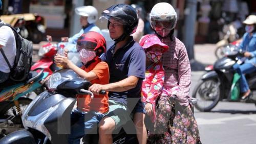Trẻ bị say nắng có thể tử vong hoặc tàn phế vĩnh viễn