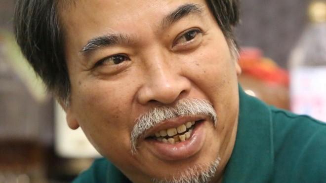 Nhà thơ Nguyễn Quang Thiều đoạt giải Changwon: Dự định cuối cùng của tôi vẫn sẽ là... thi ca