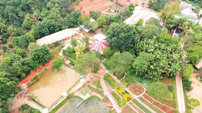 Phú Thọ chỉ đạo xử lý dứt điểm khu sinh thái giải trí Thu Cúc Garden xâm phạm vùng bảo vệ di tích Đền Hùng