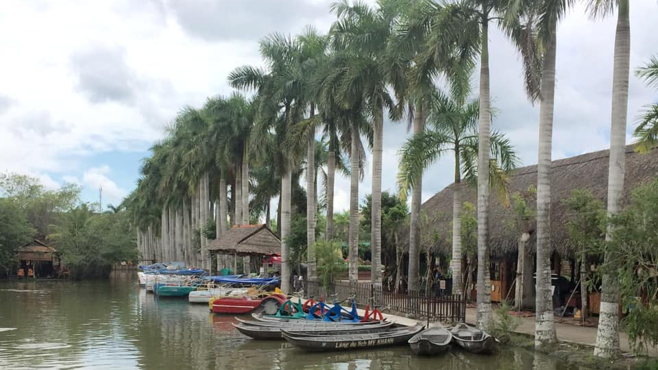 Thăm làng du lịch Mỹ Khánh bên chợ nổi Cái Răng
