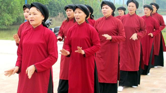 Trao tặng danh hiệu Nghệ nhân hát Xoan Phú Thọ lần thứ 3