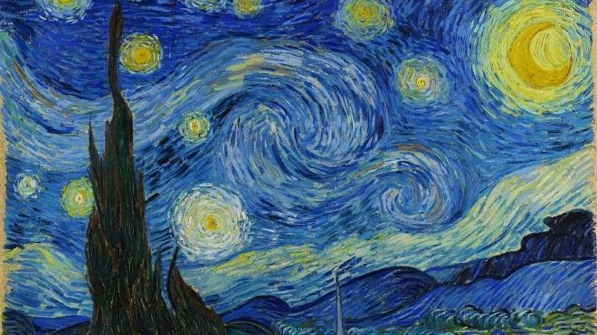 Tranh Van Gogh tới Việt Nam qua 'phiên bản số': Chi tiết đến từng nét cọ